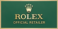 Rolex Official Retailer Plaque